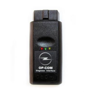 OP-COM - адаптер для диагностики автомобилей Opel (Русская версия)