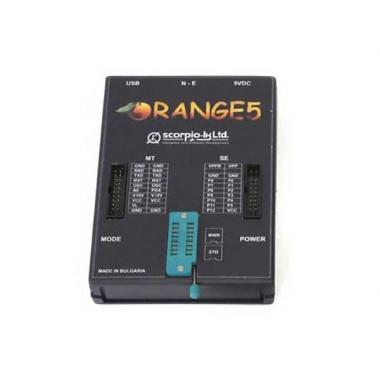 ORANGE-5 - универсальный программатор микроконтроллеров