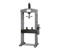 PR20/PM(OMA654B)_Grey - гидравлический пресс напольный с ручным приводом (20 т.)