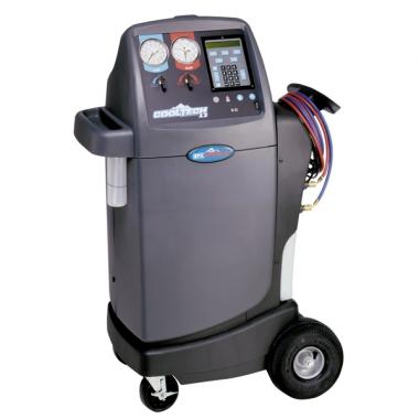 ROBINAIR AC 350 - полуавтоматическая установка для заправки кондиционеров