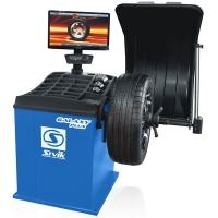 СБМП-60/3D Galaxy Plus - балансировочный станок