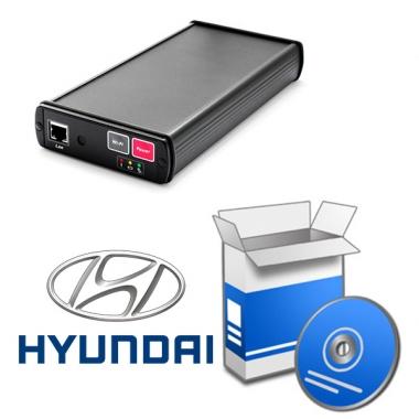 Программный модуль HYUNDAI для ScanDoc