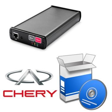 Программный модуль CHERY для ScanDoc