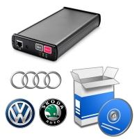 Программный модуль AUDI / VW / SEAT / SKODA для ScanDoc