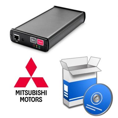 Программный модуль MITSUBISHI для ScanDoc