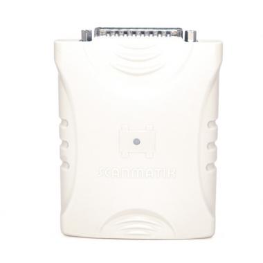Сканматик 2 — мультимарочный автосканер для легковых и грузовых автомобилей