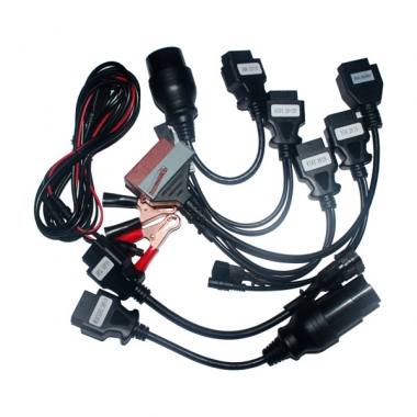 Набор кабелей для легковых автомобилей подходящих к Autocom