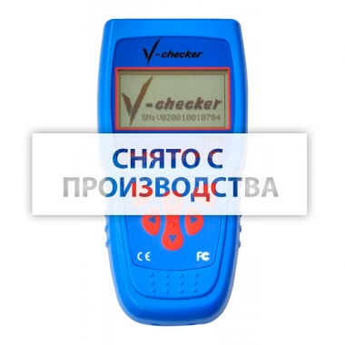 Автосканер V-Checker V500