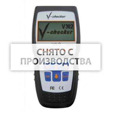 Автосканер V-Checker V302 VAG
