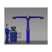 V7204TS  - Стенд сход-развал Техно Вектор 3D Steel-серии