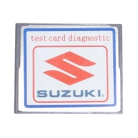 Compact Flash для Suzuki SDT с программным обеспечением