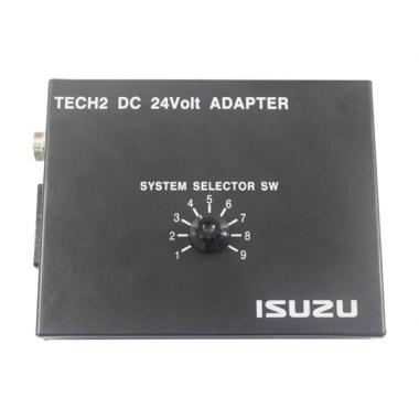 Isuzu 24V тип 1 - дополнительный адаптер для Tech2