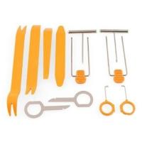 Комплект инструментов для разборки салона автомобиля - 12 предметов