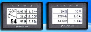 Бортовой компьютер V-Checker A301 OBD-2