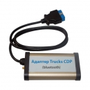 Автосканер TRUCKS CDP 2013 Release 3 (Русская версия). Аналог Autocom Trucks CDP