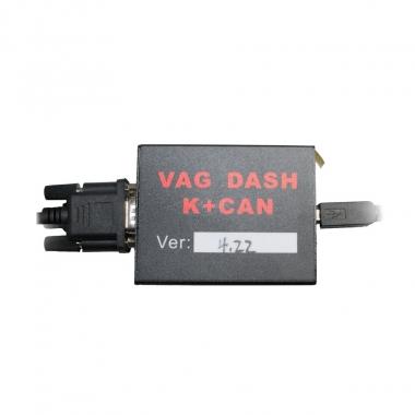 Программатор VAG DASH K + CAN V4.22