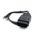VAG COM 409.1 (KKL) USB - диагностический кабель (Русская версия)