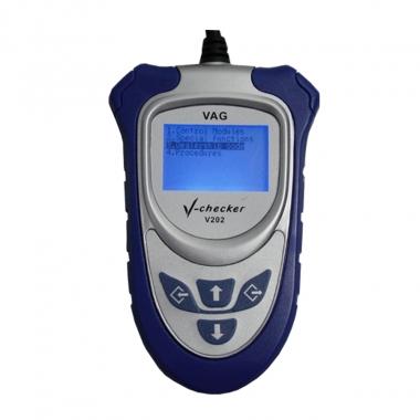 Автосканер V-Checker V202 VAG PRO