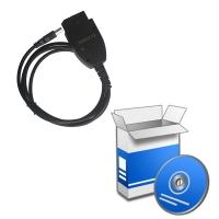 Установка программного обеспечения для кабеля VCDS