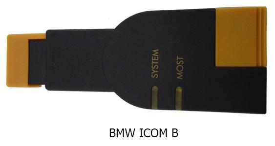 BMW ICOM A2+B+C различие